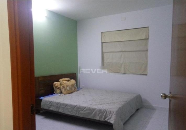 Phòng ngủ chung cư Vạn Đô Quận 4 Căn hộ chung cư Vạn Đô tầng thấp, đầy đủ nội thất.