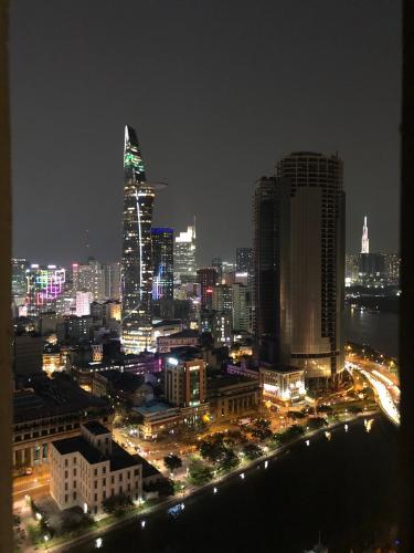 can-ho-saigon-royal Cho thuê căn hộ Saigon Royal 2PN, diện tích 79m2, đầy đủ nội thất, view Bitexco