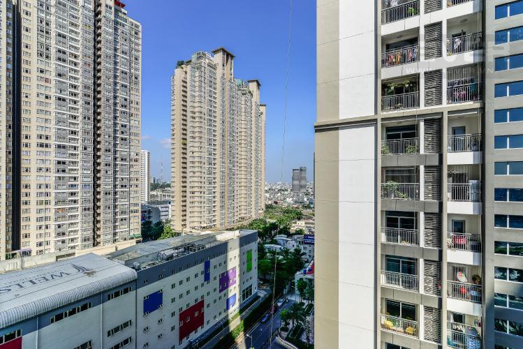 View Căn hộ Vinhomes Central Park 3 phòng ngủ tầng trung C1 view sông