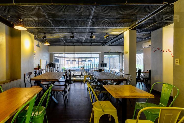 Mặt Bằng Tầng Lửng Bán nhà đường nội bộ Điện Biên Phủ, Q.Bình Thạnh, hẻm xe hơi, 4 tầng, diện tích 120m2