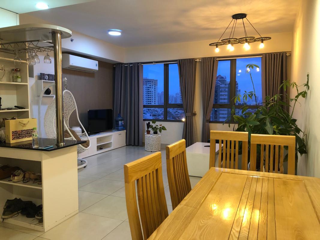 07aad3f6094aee14b75b Bán căn hộ Masteri Thảo Điền 3PN, tháp T1, diện tích 92m2, đầy đủ nội thất, hướng Đông Bắc