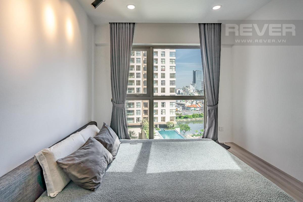 236a6c99c0d5268b7fc4 Bán căn hộ Masteri Millennium 2 phòng ngủ, block B, đầy đủ nội thất, view Bitexco
