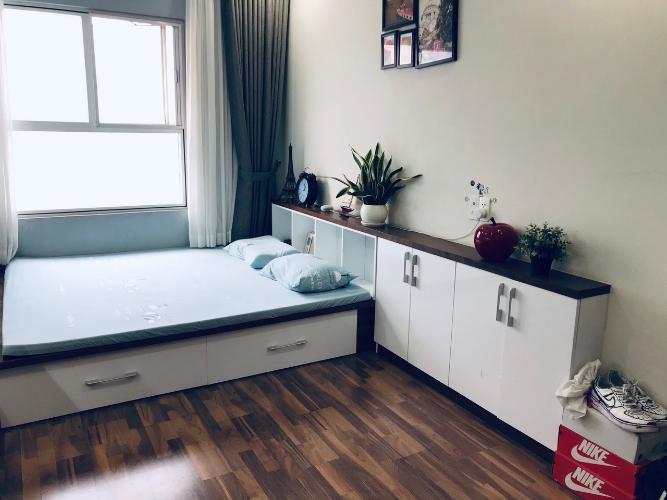 Phòng ngủ căn hộ Sunsire City Căn hộ Sunrise City khu North ban công lớn view thành phố thoáng mát.