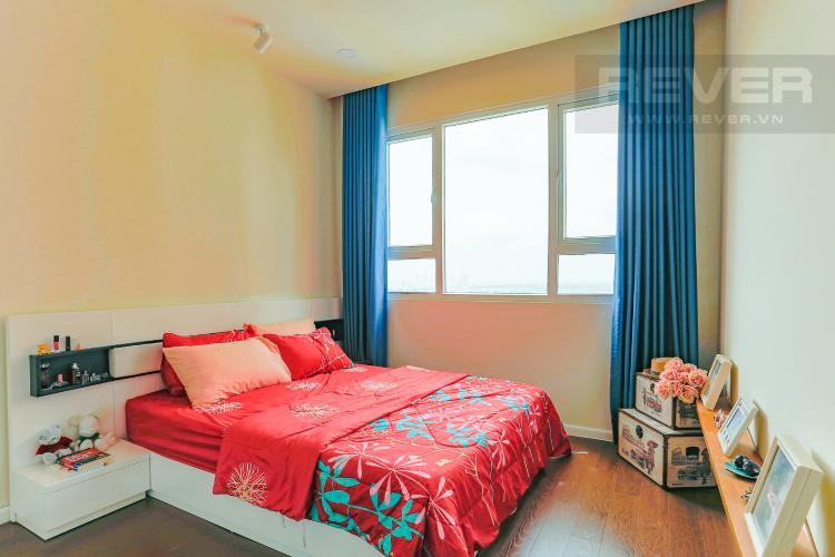 Phòng Ngủ 1 Căn hộ The Park Residence 2 phòng ngủ tầng trung B2 nội thất hiện đại