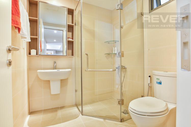Toilet 2 Căn hộ Masteri Thảo Điền 3 phòng ngủ tầng cao T5 view trực diện sông