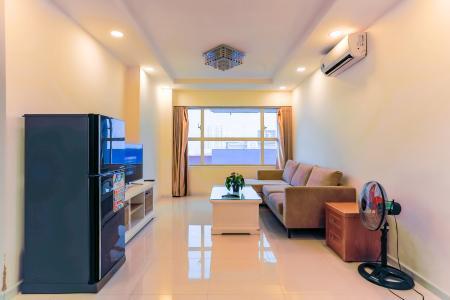 Căn hộ Sunrise City 1 phòng ngủ tầng thấp X1 nội thất đơn giản