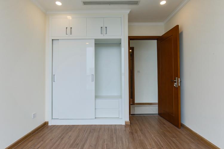 Phòng Ngủ 2 Căn hộ Vinhomes Central Park 3 phòng ngủ tầng trung L6 nhà trống