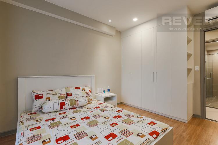 Phòng Ngủ 1 Căn hộ The Gold View tầng cao, 2PN, đầy đủ nội thất, đa tiện ích