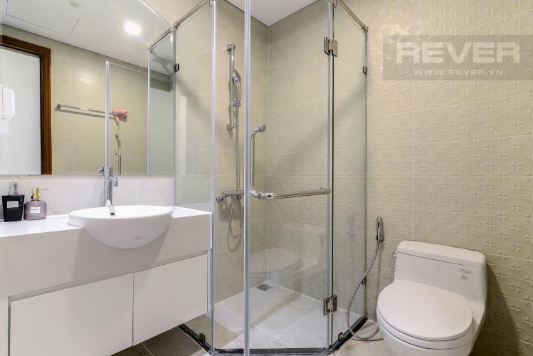 Phòng Tắm 1 Căn hộ Vinhomes Central Park 2 phòng ngủ tầng cao Landmark 6