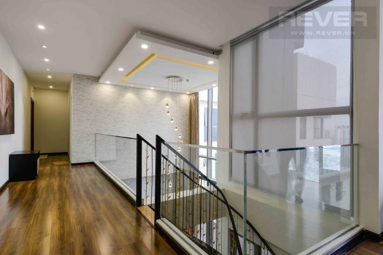 Hành Lang Bán penthouse Masteri Millennium 3PN, diện tích 222m2, đầy đủ nội thất, view sông và Bitexco