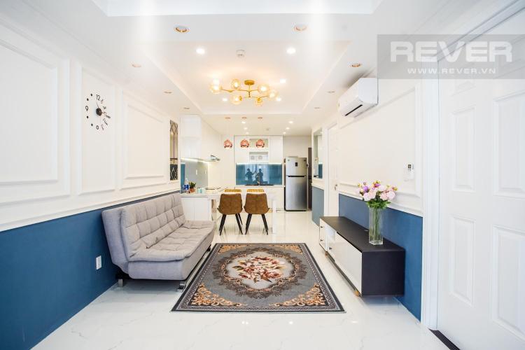 Cho thuê căn hộ Saigon South Residence 2PN, diện tích 71m2, đầy đủ nội thất, view nội khu