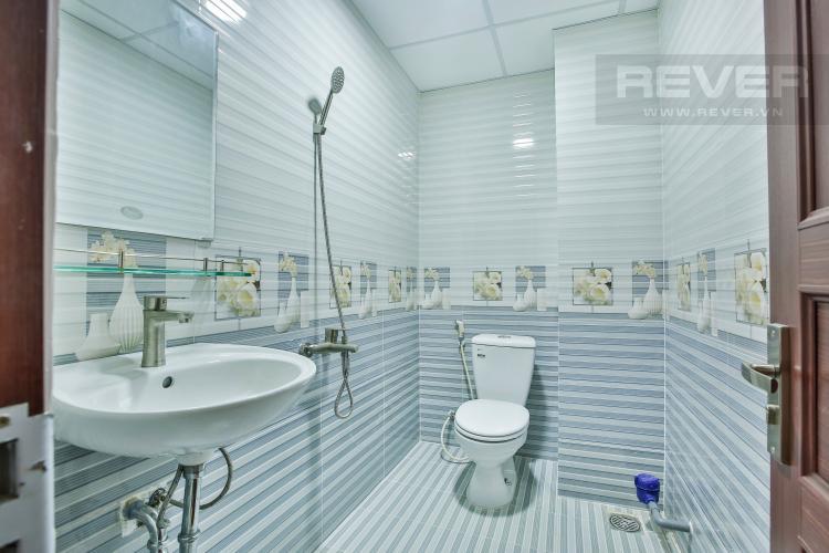Toilet Căn hộ dịch vụ 1 phòng ngủ Đường Số 42 Quận 2 diện tích 28m2
