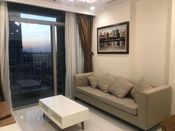 Cho thuê căn hộ Vinhomes Central Park 2PN, diện tích 79m2, đầy đủ nội thất, view nội khu