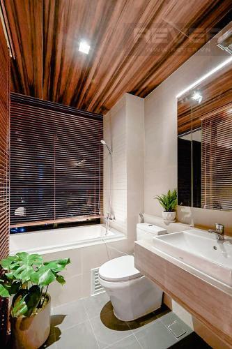 Phòng Tắm 1 Bán căn hộ The Ascent tầng trung, 2PN, nội thất đầy đủ