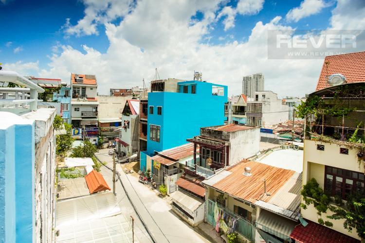 View Cho thuê nhà phố 3 tầng, phường Bình An, Q2, diện tích đất 92m2, đường trước nhà 2 ô tô tránh nhau