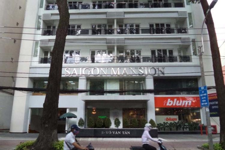 Saigon Mansion - can-ho-saigon-mansion