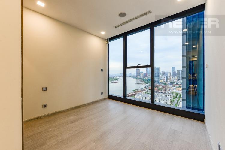 Phòng ngủ 1 Bán căn hộ Vinhomes Golden River tầng cao, 2PN, view sông Sài Gòn, vị trí đắc địa