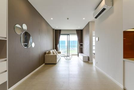 Cho thuê căn hộ Diamond Island - Đảo Kim Cương 1PN, tầng thấp, đầy đủ nội thất, view hồ bơi
