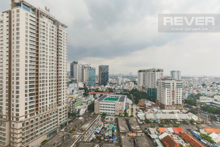 View Bán căn office-tel RiverGate Residence 1PN, đầy đủ nội thất, view đẹp