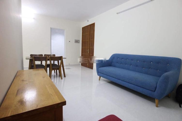 Căn hộ chung cư Bông Sao view công viên, nội thất cơ bản.