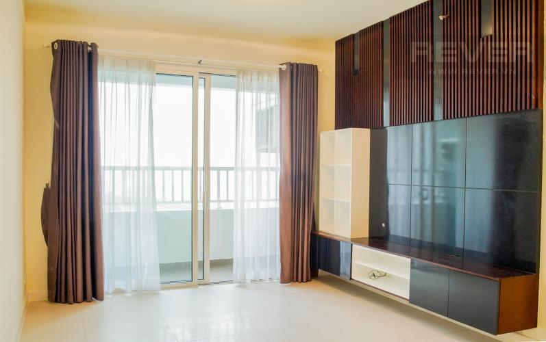 Phòng Khách Bán căn hộ Lexington Residence 2PN, tầng trung, đầy đủ nội thất, view đại lộ Mai Chí Thọ