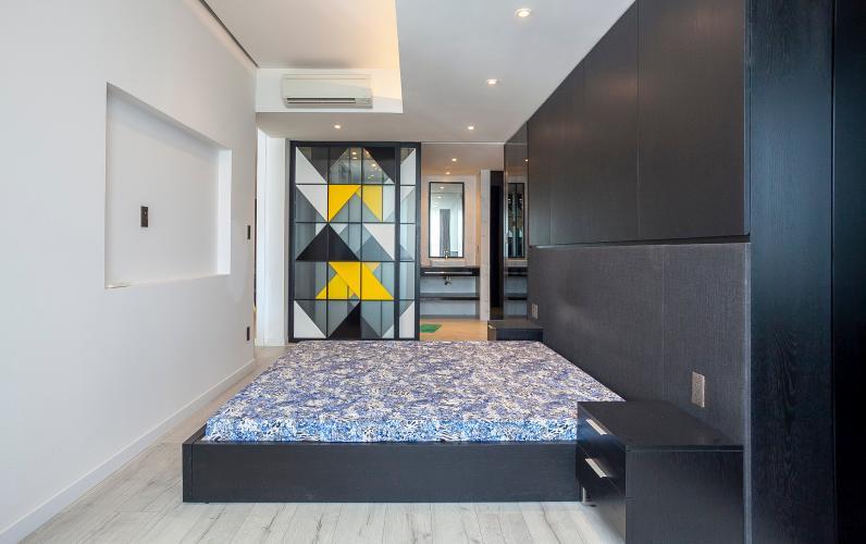 Phòng Ngủ Căn hộ Lexington 1 phòng ngủ tầng cao block D nội thất cao cấp