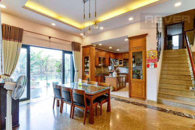 Phòng Ăn & Bếp Bán biệt thự Thạnh Xuân Quận 12, diện tích lớn, đầy đủ nội thất