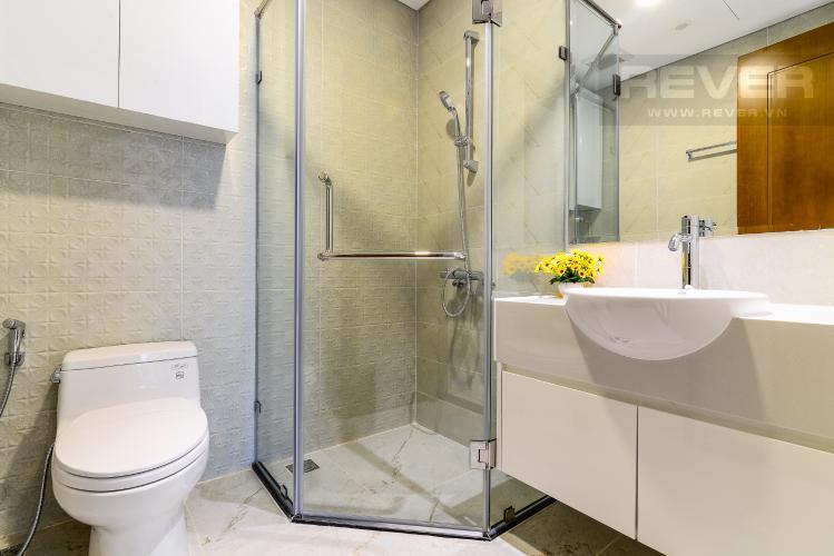 Phòng Tắm 1 Căn hộ Vinhomes Central Park 3 phòng ngủ tầng cao L6 nội thất có sẵn