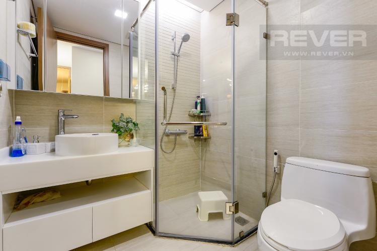 Phòng tắm 1 Căn hộ Vinhomes Central Park 2 phòng ngủ tầng thấp P3 hướng Bắc