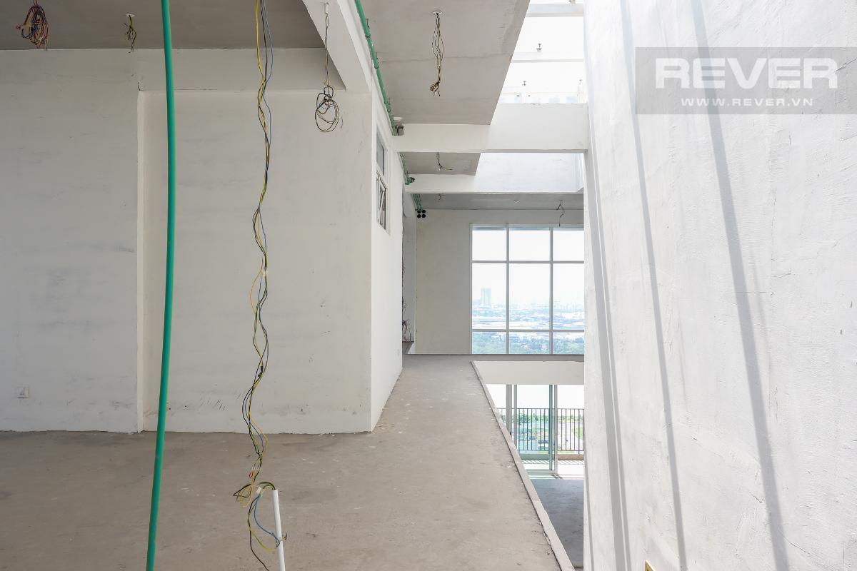 Bán penthouse Vista Verde 5PN, tháp Orchid, diện tích 350m2, không có nội thất, view sông thoáng mát