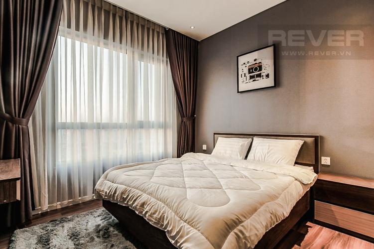 Phòng Ngủ 1 Cho thuê căn hộ Diamond Island - Đảo Kim Cương 2PN, tầng cao, tháp Bahamas, đầy đủ nội thất, view sông yên tĩnh