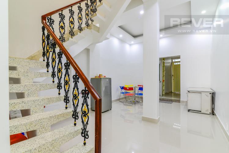 Khu Vực Bếp Nhà phố 4 phòng ngủ đường Võ Văn Kiệt Quận 1