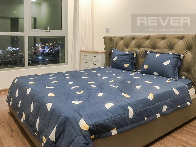 Phòng Ngủ 2 Cho thuê căn hộ Vinhomes Central Park 2PN 2WC, đầy đủ nội thất, view thành phố