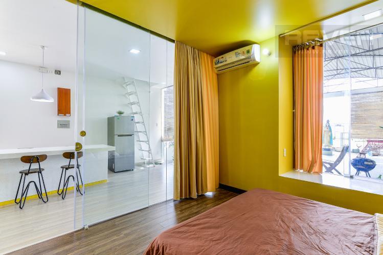 Phòng Ngủ 2 Nhà phố đường Võ Văn Tần, Quận 3, 2 phòng ngủ, hướng nhà Đông Bắc, view đẹp