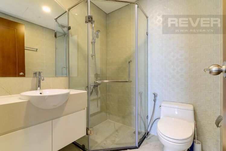 Phòng Tắm 1 Bán căn hộ Vinhomes Central Park 3PN tầng cao tháp Landmark 6, không gian sống yên tĩnh, mát mẻ