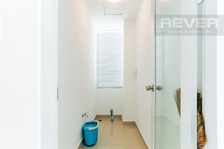 Phòng Giặt Căn hộ Florita 2 phòng ngủ tầng thấp tháp B view sông