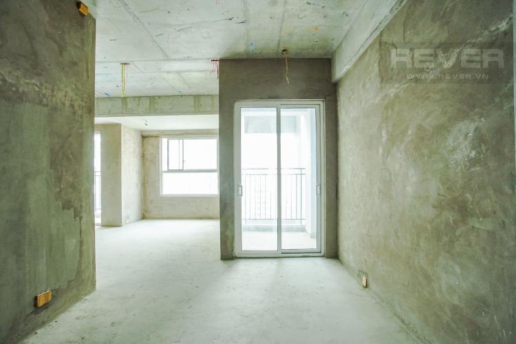 Phòng Ngủ 1 Bán căn hộ Sunrise Riverside 2PN, diện tích 71m2, bàn giao thô, view sông và hướng Đông đón gió