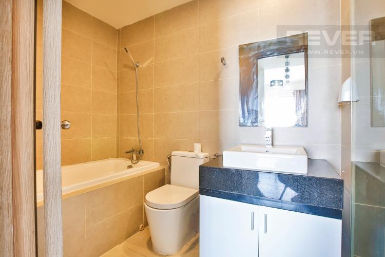 Toilet 1 Căn hộ Galaxy 9 tầng cao 3 phòng ngủ nội thất đầy đủ