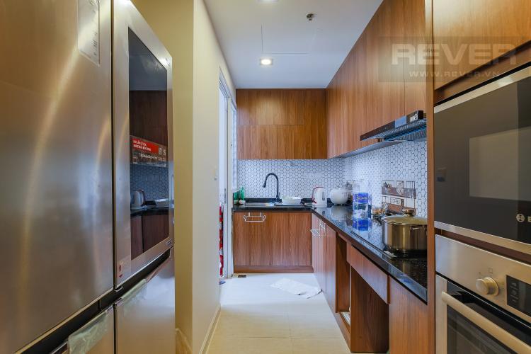 Phòng Bếp Cho thuê căn hộ Vista Verde 2 phòng ngủ, diện tích lớn, đầy đủ nội thất