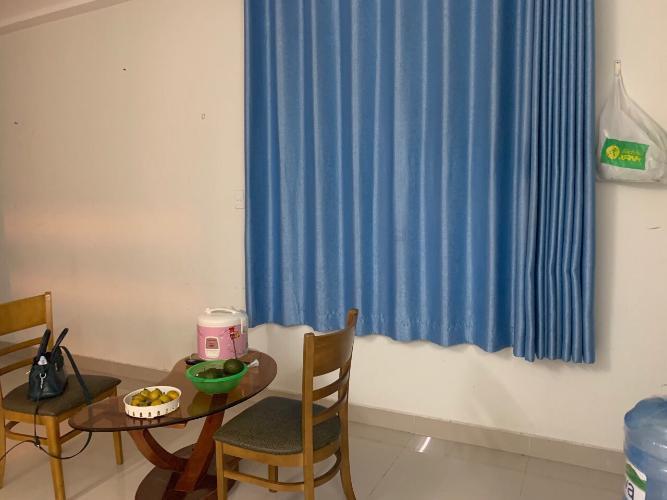 Phòng ăn căn hộ Belleza Căn hộ tầng 10 Belleza Apartment thiết kế hiện đại, đầy đủ nội thất.