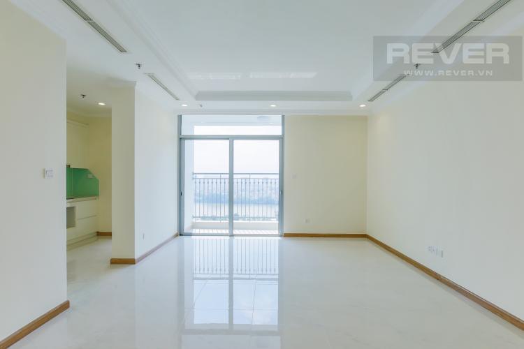 Phòng Khách Căn góc Vinhomes Central Park trung tầng L1 view trực diện sông