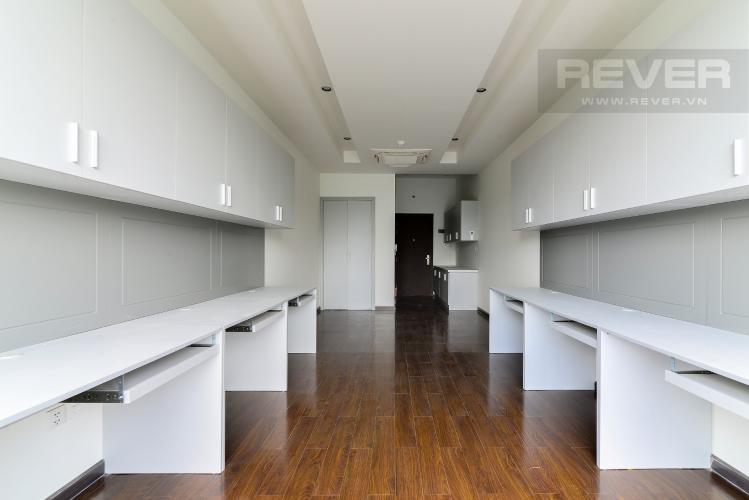 Phòng Làm Việc Bán hoặc cho thuê căn hộ officetel The Sun Avenue, block 2, nội thất cơ bản