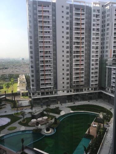 Nội khu căn hộ SAFIRA KHANG ĐIỀN Bán căn hộ Safira Khang Điền 2PN, tầng 17, nội thất cơ bản