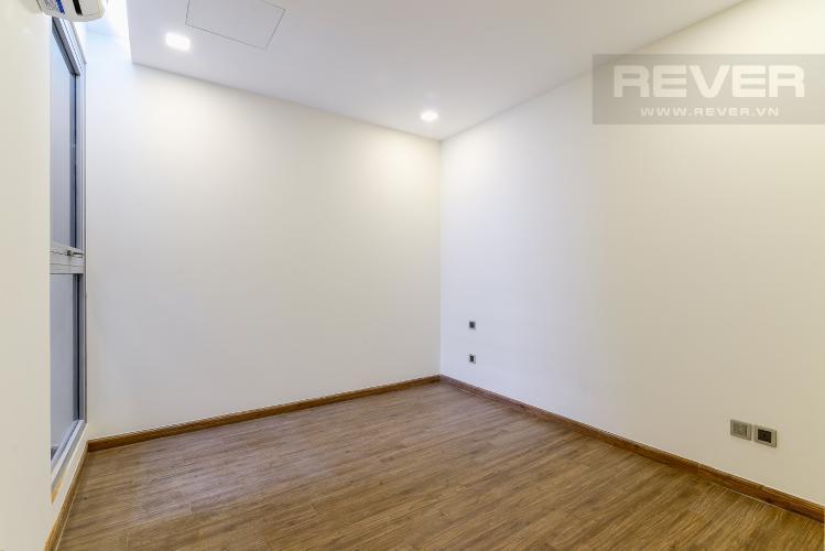 Phòng Ngủ 2 Bán căn hộ Vinhomes Central Park 2PN, tầng cao, Park 7, nội thất cơ bản