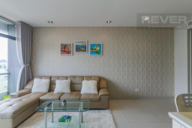 mg1076.jpg Cho thuê căn hộ City Garden tầng trung 1 phòng ngủ, đầy đủ nội thất, view hồ bơi mát mẻ