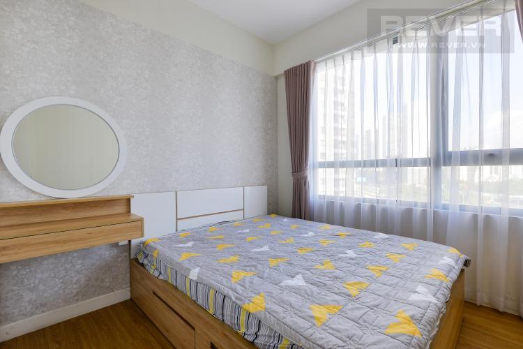 Phòng Ngủ 1 Căn hộ Masteri Thảo Điền tầng trung, tháp T5, 2PN đầy đủ nội thất, view hồ bơi