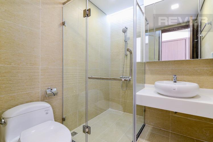 Phòng Tắm 2 Căn hộ Vinhomes Central Park 2 phòng ngủ tầng trung P7 full nội thất