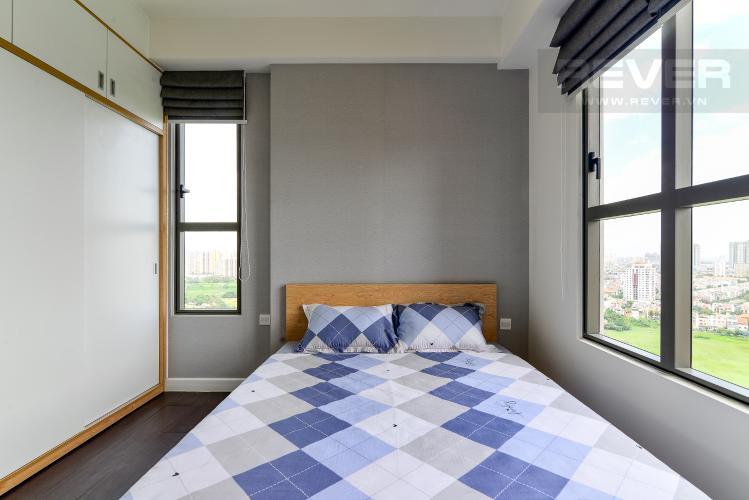 Phòng Ngủ 2 Cho thuê căn hộ The Sun Avenue 3 phòng ngủ, tầng cao block 5, đầy đủ nội thất cao cấp