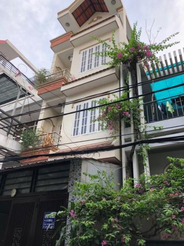 Bán nhà phố 2 tầng đường Nguyễn Văn Thương, phường 25, quận Bình Thạnh, diện tích đất 48.8m2, diện tích sử dụng 75.9m2