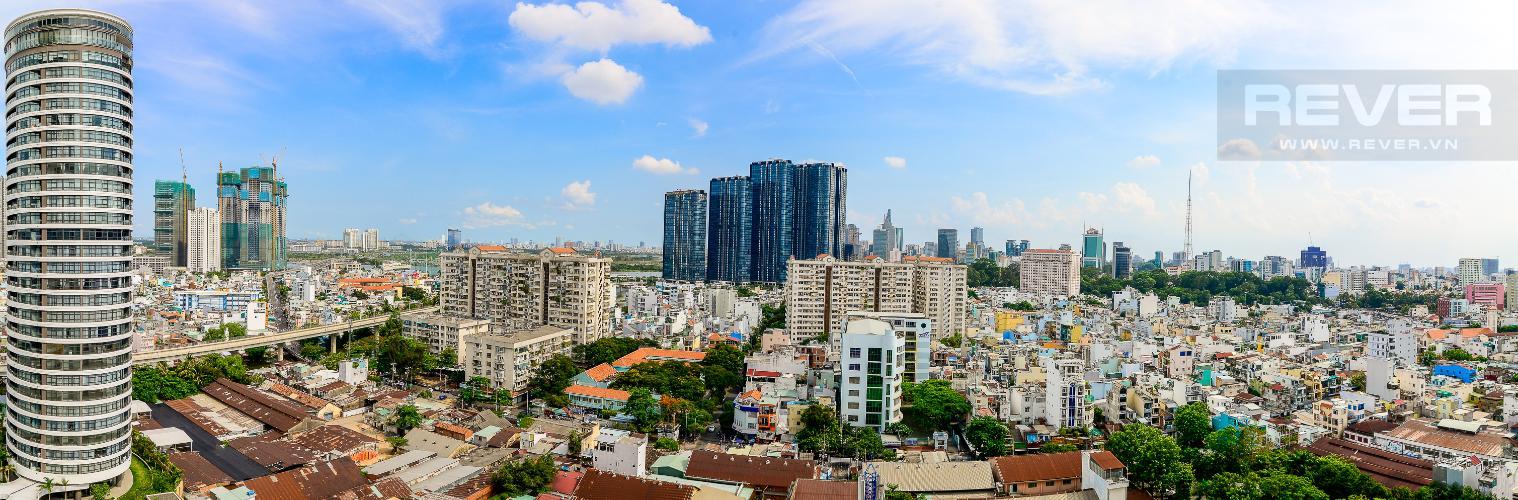 View Bán căn hộ City Garden 3PN, tầng cao, tháp Boulvevard 2, diện tích 145m2, đầy đủ nội thất
